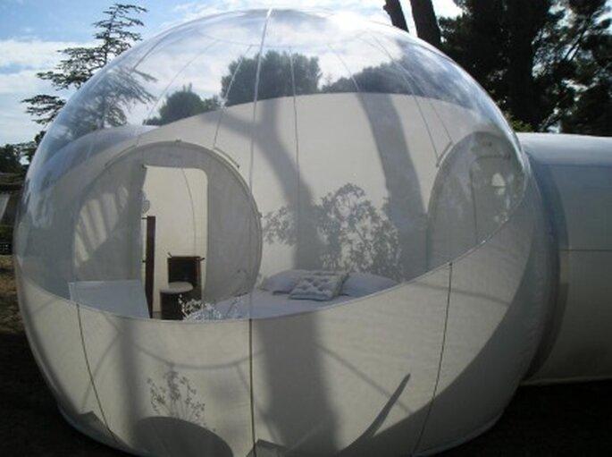 La bulle Suite Chic et Design Attrap'rêves - © Margot Trivoire