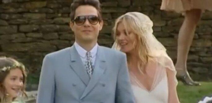 "Kate Moss heiratet den ""The Kills"" Gitarristen Jamie Hince"