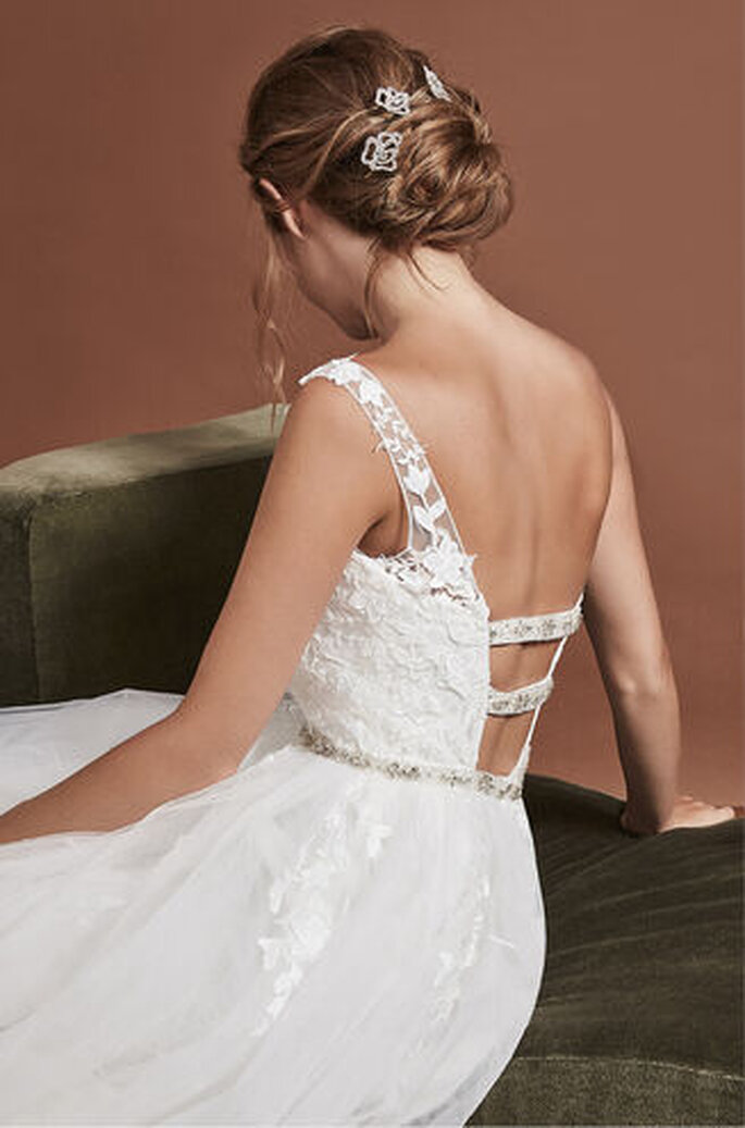 Priam, boutique de robes de mariée à Paris