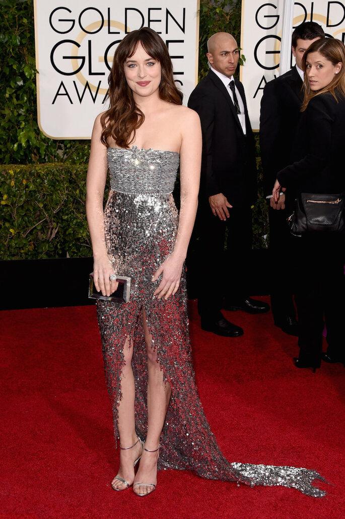 Las mejor vestidas de los Golden Globe Awards 2015 - Chanel