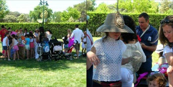 Taller de sombreros para niños - Amaya Barriuso