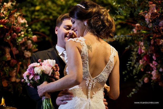 casamento rústico chique