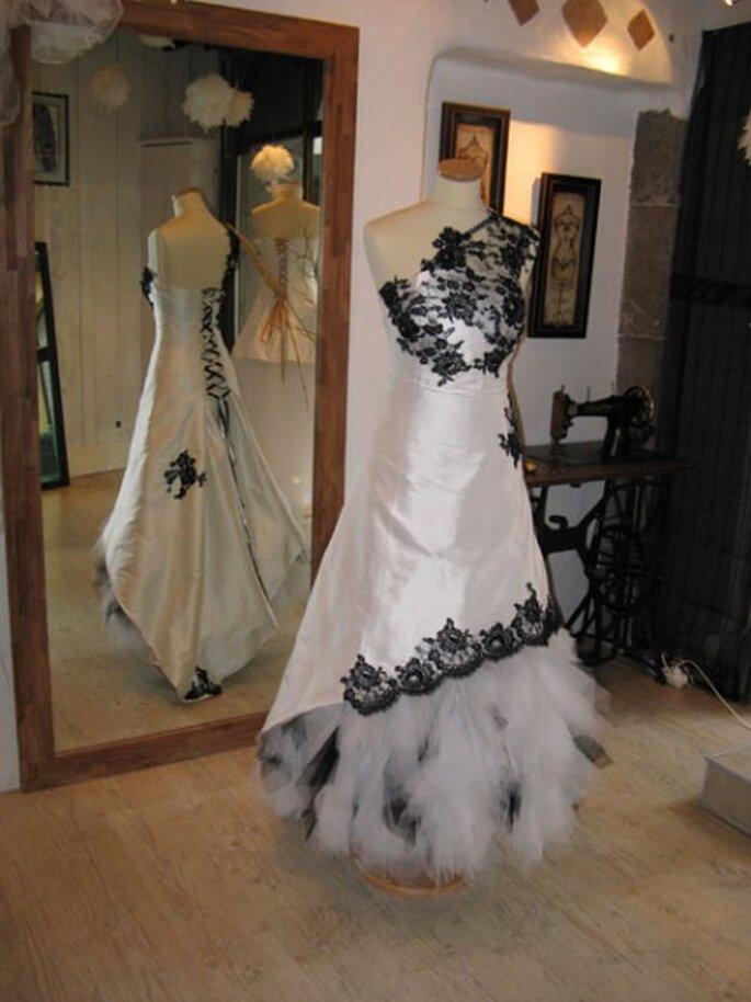 Ticha création : des robes de mariée sur mesure