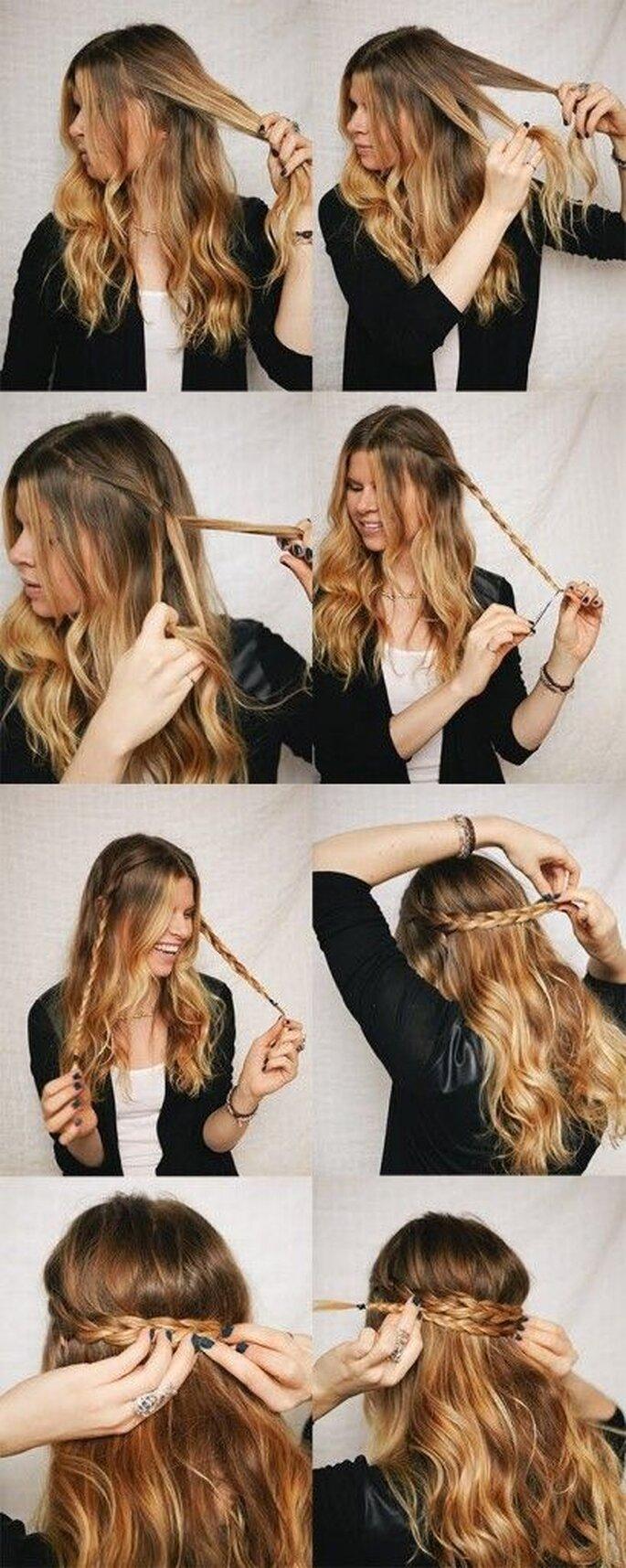 Pinterest/Accessoires cheveux chic