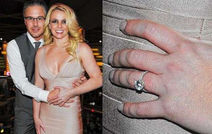 Britney Spears et Jason Trawick sont fiancés !