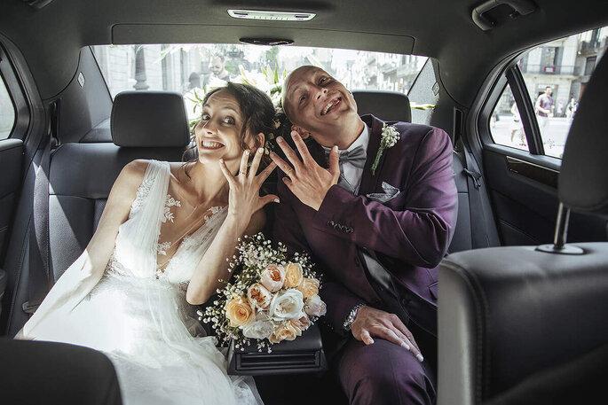 Coleccionistas de Momentos fotógrafos bodas Barcelona