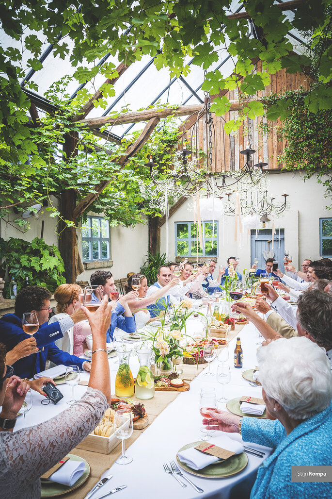 De Kort Catering. Foto: Stijn Rompa Photography