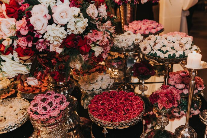 Doces: Camyla Doces, Momy cake & sweet, Tudoce e Cirônia Doces - Foto: Matheus Brito Wedding & Lifestyle