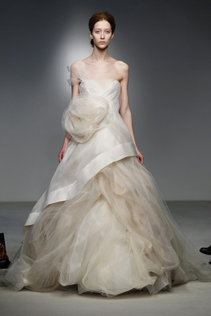 Collezione Vera Wang 2012, Preview New York