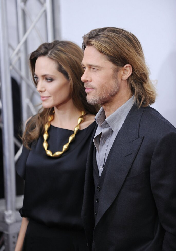 Photo: Official website of Brad Pitt