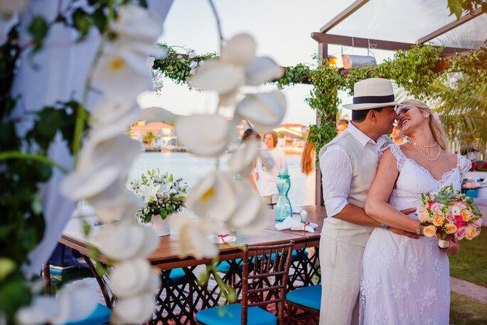 Fotos de Casamento | Aline e Elessandro | Fotógrafo de Casamento Marcelo Vallin