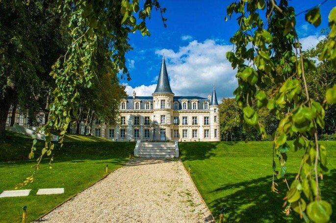 Château d'Hardricourt - Lieu de réception mariage - Yvelines