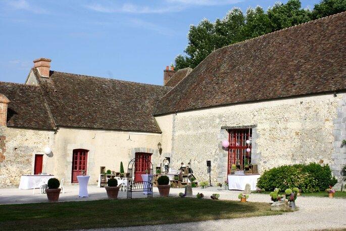 Château et Relais de Neuville