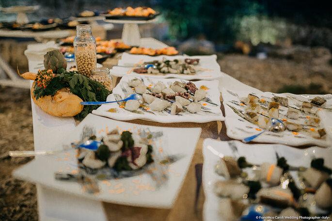 Giuvida Banqueting & Catering, una garanzia per gli eventi più belli e importanti - Foto: Francesco Caroli Wedding Photographer