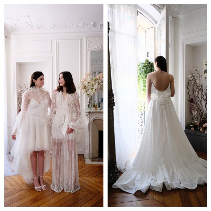 Robes de mariée originales et vintage