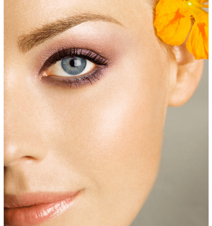 8 claves para lucir más joven con tu maquillaje de novia - Foto Jay Jay