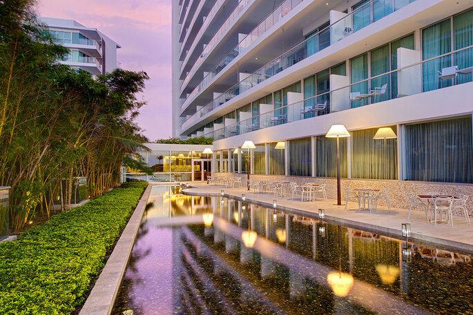 Holiday Inn Cartagena Morros Hotel para bodas Cartagena