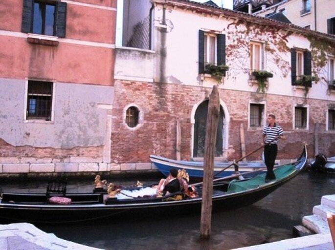 Romantik pur in Venedig - Foto: Andrea Mayer-Edoloeyi, flickr