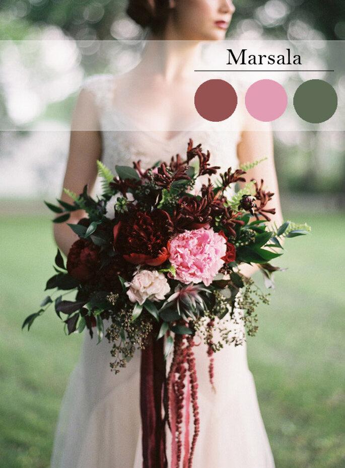14 свадебных тенденций: самое-самое в 2015 году - Lani Elias Fine Art Photography via Magnolia Rouge