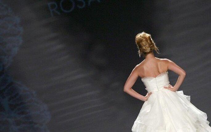Letto Rosa Clara : Il meglio della collezione sposa rosa clará 2011