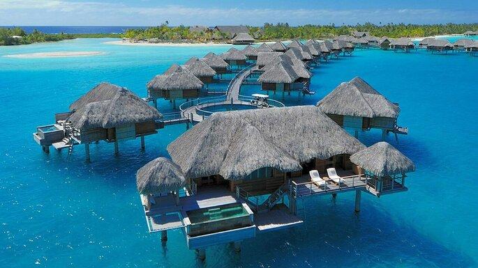 Foto: Handmade Vacations - Resort Four Seasons Bora Bora
