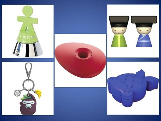5 idee da utilizzare per la scelta della vostra bomboniera. Foto: www.alessi.it
