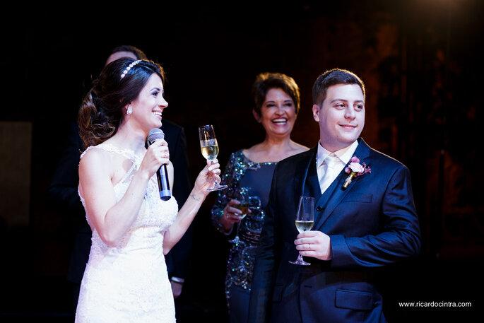 discurso dos noivos