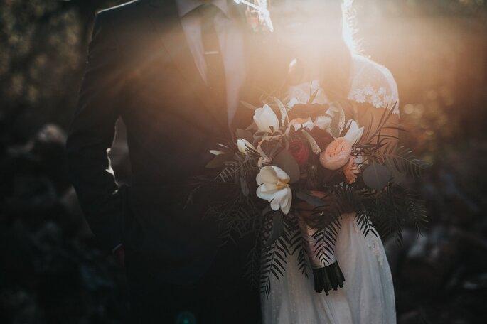 Wedding Design by Marvin Trevisi - Strahlende Brautpaare