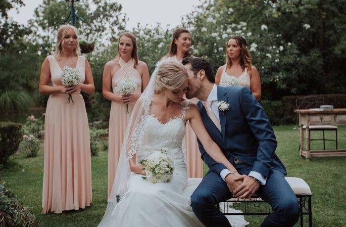 gastos en una boda: ¿quién paga qué?