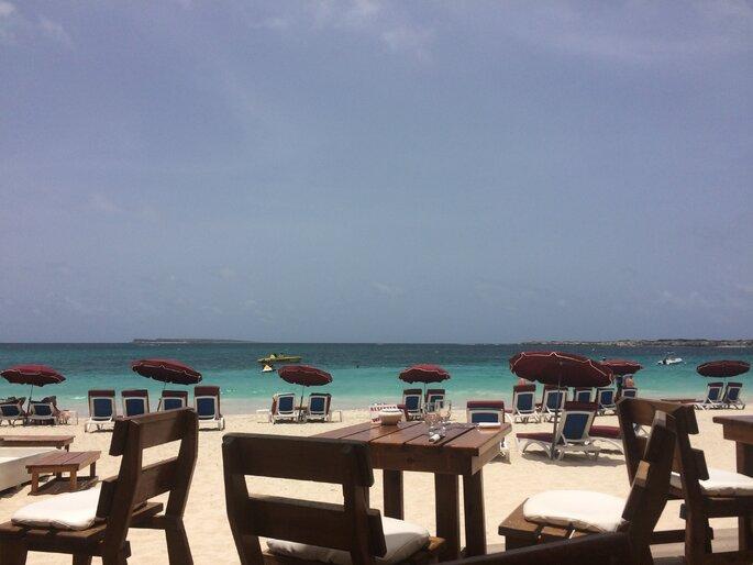 Photo : Mademoiselle Soleil - Orient Bay vue du Waikiki