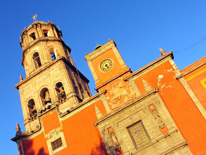 Querétaro - Bryan Busovicki en Shutterstock