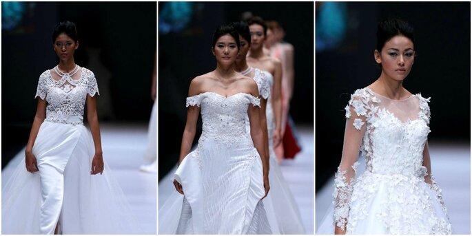 Shinta Dewi, Jakarta Fashion Week 2017