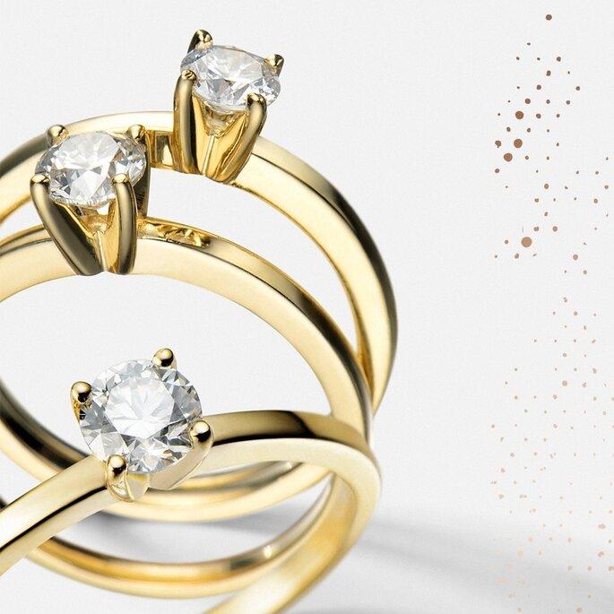 Anel de noivado. 100 anéis de noivado 2020: feitos para brilhar!