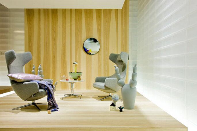 Salone del mobile i 10 migliori oggetti di design for Poltrone vitra