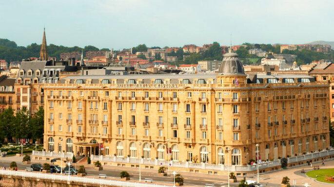 Hôtel Maria Cristina - Lieu de réception mariage - Espagne