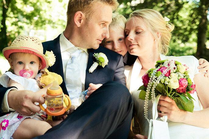 El amor después del amor. El desafío de una familia ensamblada. Foto: On Eyes Photography
