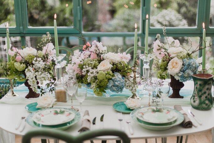 Emily Alarcon Wedding & Flowers