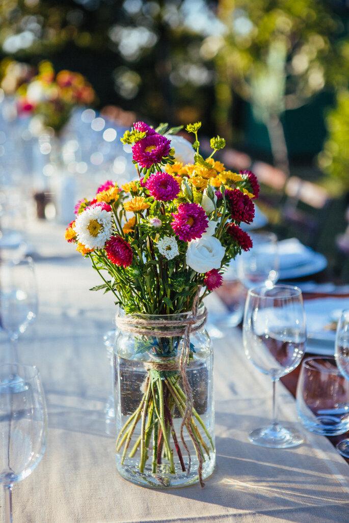 Tendencias extraordinarias de flores para bodas 2015 - Melissa Fuller