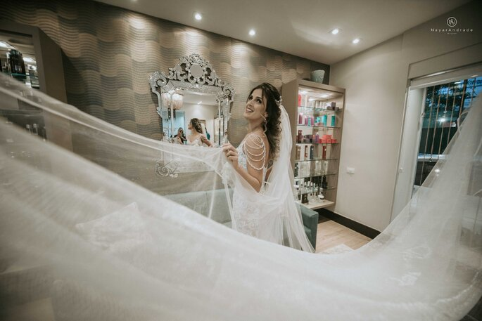 Dia da noiva: Casa 67 - Foto: Nayara Andrade ImagiArt
