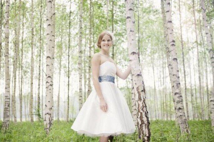 Brautkleid Flora