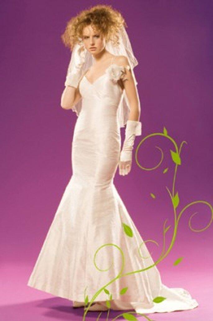 Rien de tel que d'opter pour une robe de mariée unique - Aurélie Cherell