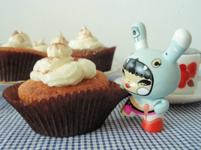 Recettes pour votre repas de mariage : les cupcakes ont toujours du succès ! - photo : Stela StelaOne