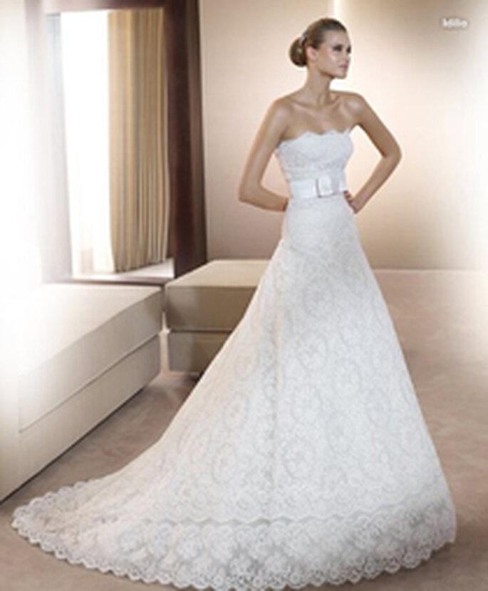 Prix robe de mariée Idilio Pronovias 2011
