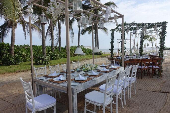 Casa Tasgar jardines para bodas Acapulco