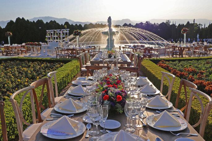 Cotiza con Jardines de México