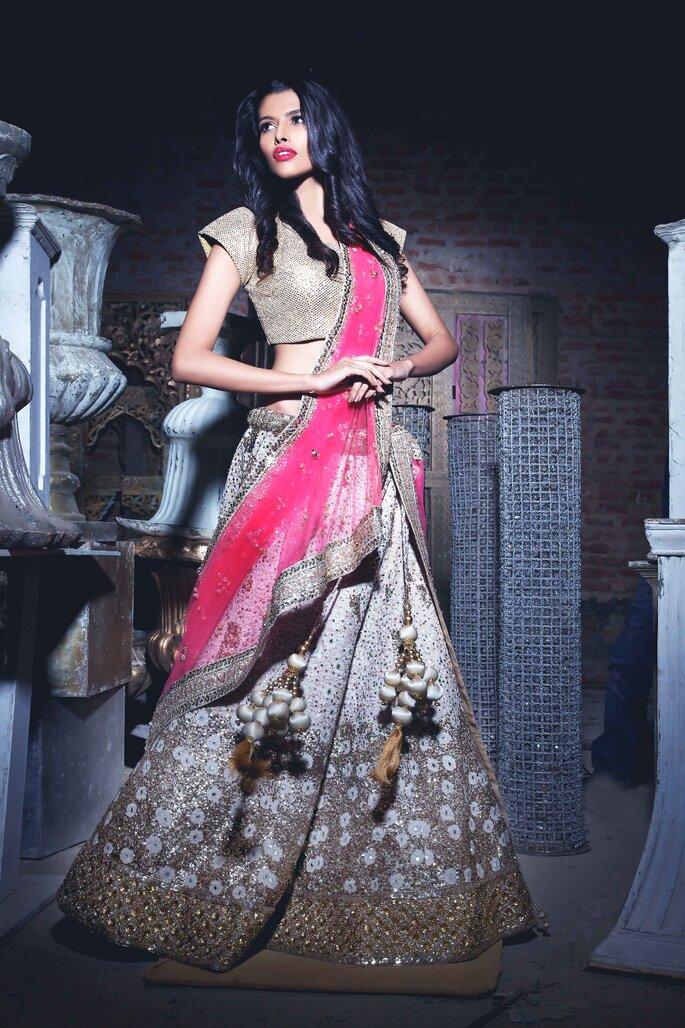 Bridal Lehnga:  Shrangar Designs.