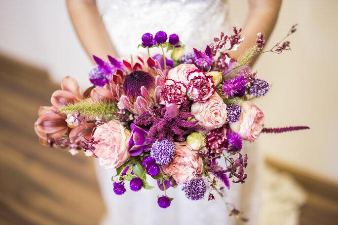Buquê: Carpelo Design Floral - Fotografia: Andre Alves