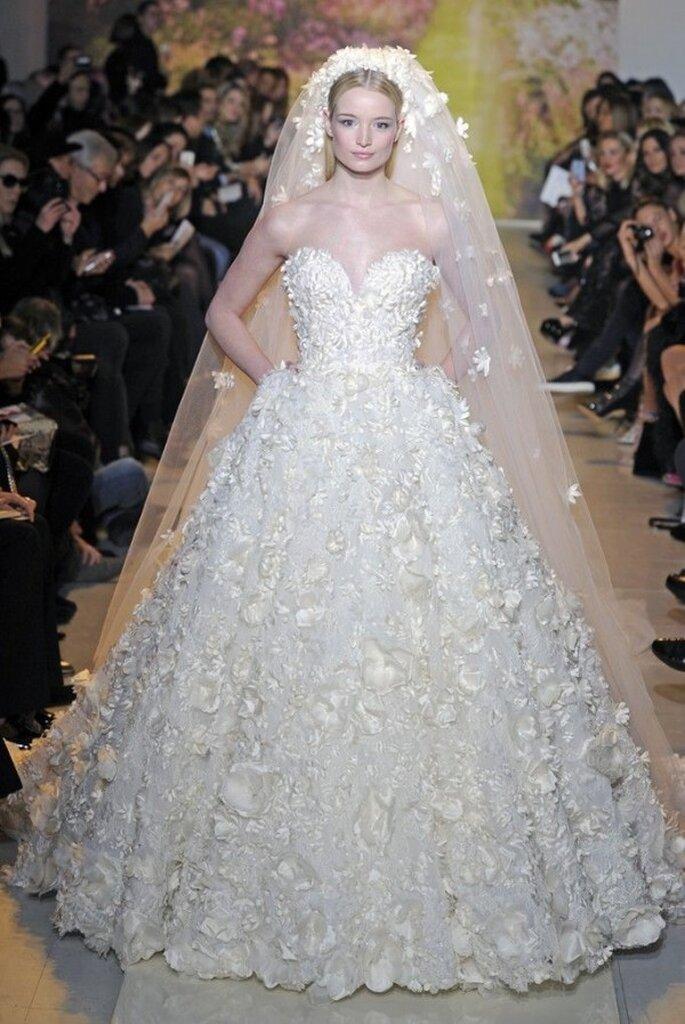 Los vestidos mas bonitos del mundo imagui for Zuhair murad 2014 wedding dresses
