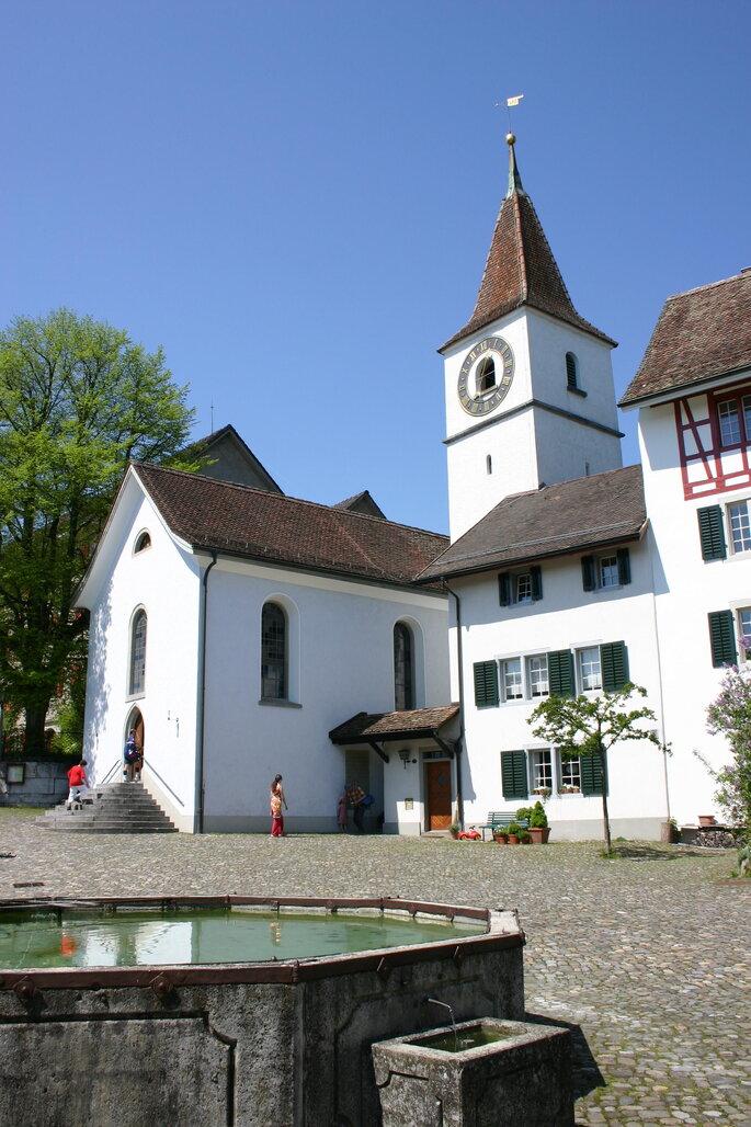 Reformierte Kirche Regensberg. Foto: Thomas Ter-Nedden