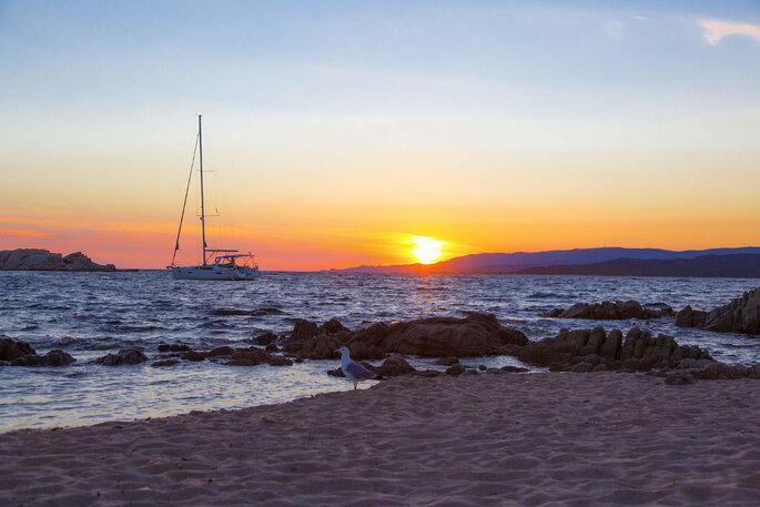 Le Goeland - Se marier à la plage - Bonifacio